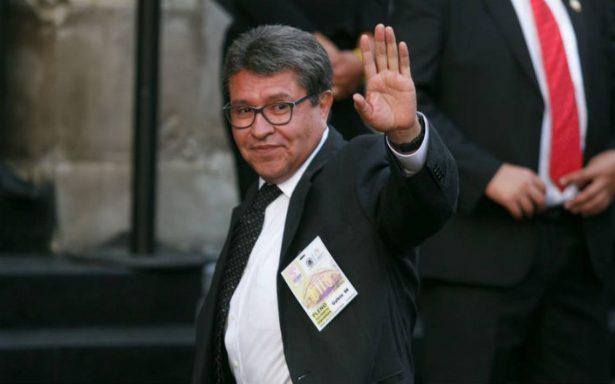 Ricardo Monreal se reúne con López Obrador, pero aún evalúa su futuro político