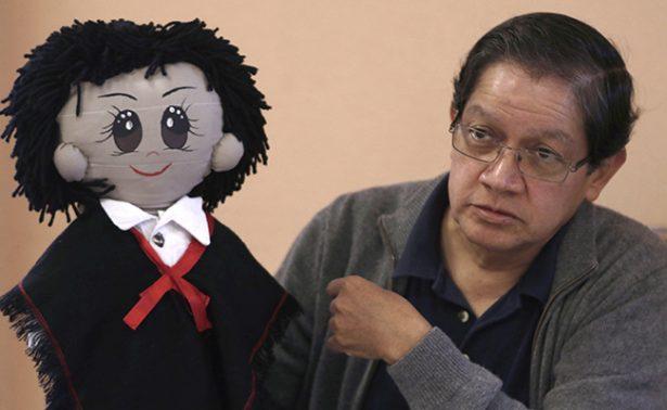 Paquitas, muñecas a favor de México