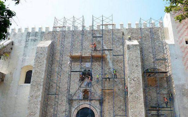 En 2020 concluirán restauraciones a monumentos históricos tras sismos: EPN