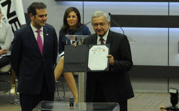AMLO ofrece revocación de mandato si México no está conforme con su gobierno