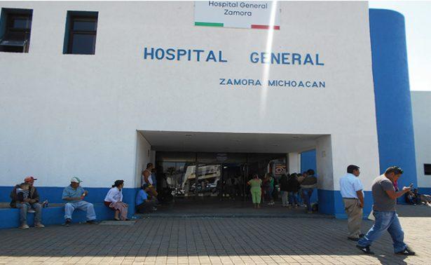 Hospital de Zamora tiene sobrecarga de trabajo