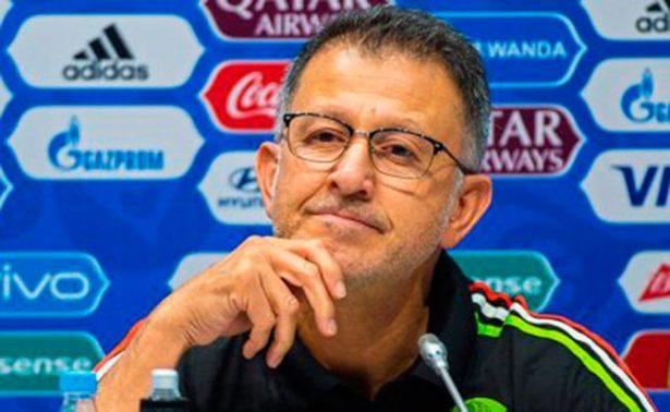 Osorio está más relajado, sonríe, y mucho