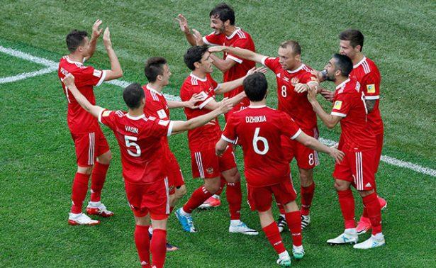 ⚽ #ConfedCup ⚽ Rusia se impone 2-0 a Nueva Zelanda