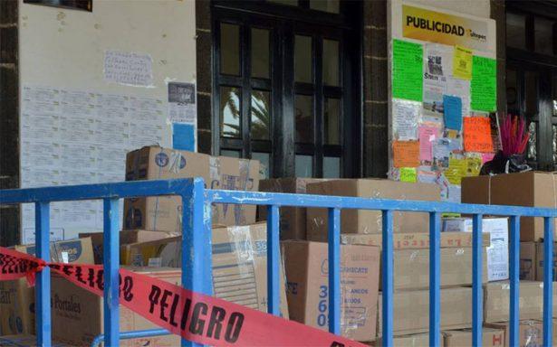 Entregan coheteros de Tultepec pirotecnia ilegal