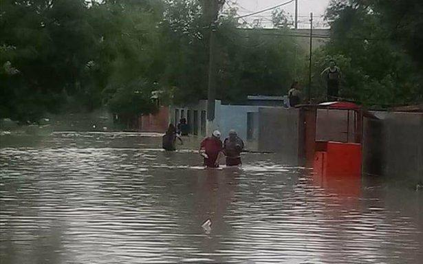 Lluvias dejan otra víctima en Reynosa