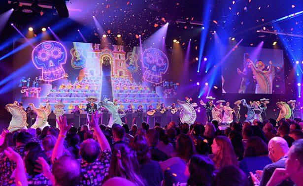 """Disney canta y baila a México: presumen la nueva cinta """"Coco"""""""