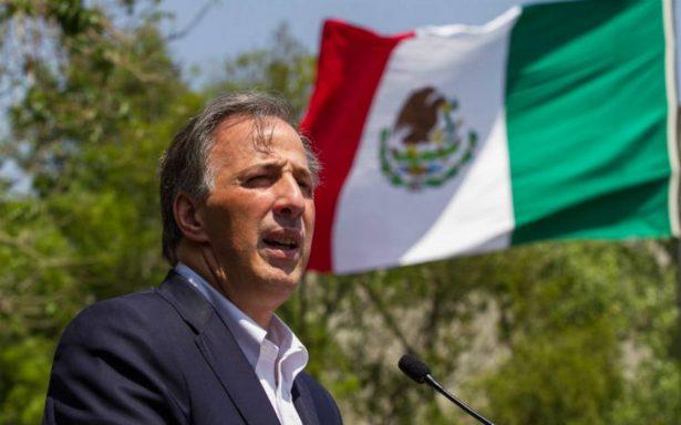 Meade suscribe postura de Peña Nieto y candidatos frente a Trump