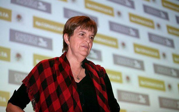 Debate sobre la nueva directora de IMCINE