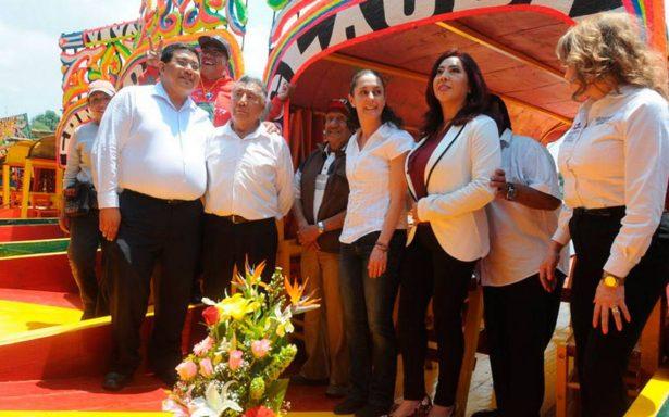Plantea Claudia Sheinbaum inversión por mil mdp en Xochimilco