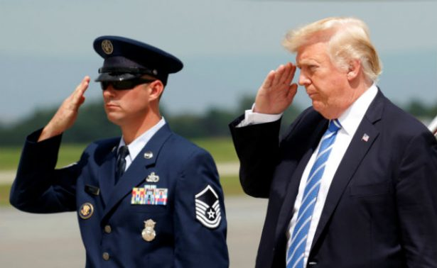 Trump presentará este lunes nueva estrategia de guerra para Afganistán y Asia