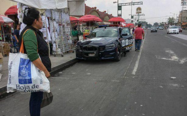 Tensa calma en Tepito tras asesinato del exlíder de La Unión