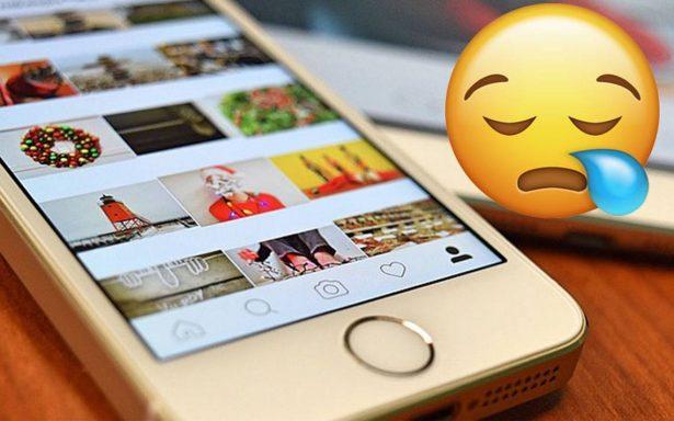 Instagram se cae por horas y esta es la razón