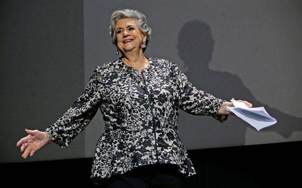 AMMACC honrará con Ariel de Oro 2018 a  la estrella Queta Lavat