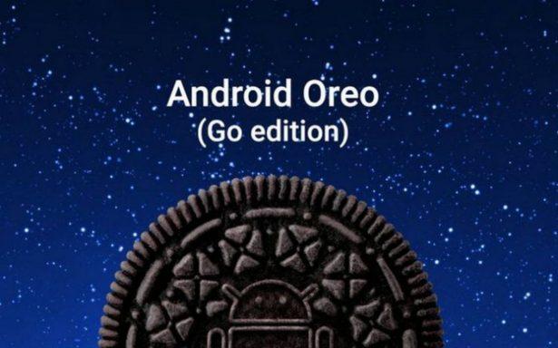 Google presenta Android Oreo para smartphones de gama de entrada