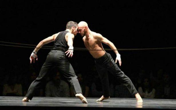 La danza y el box confrontados en un ring