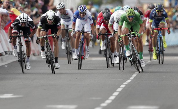 Victoria para el alemán Marcel Kittel en el Tour de Francia