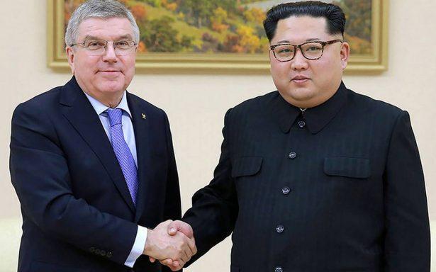 Corea del Norte participará en los próximos dos Juegos Olímpicos: COI