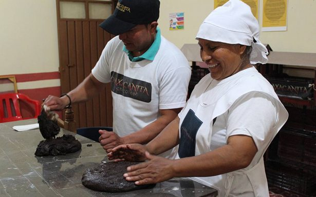 Chocolate impacta economía mixteca