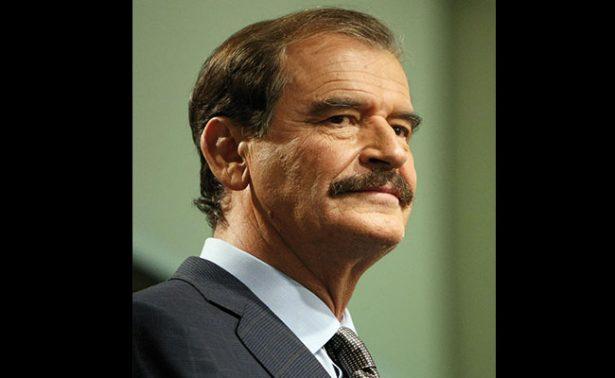 Regreso a la política para combatir el populismo: Vicente Fox