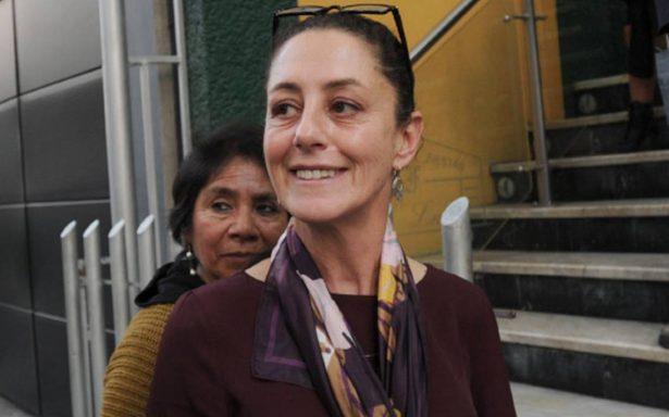 Claudia Sheinbaum también eliminará secretarías por plan de austeridad