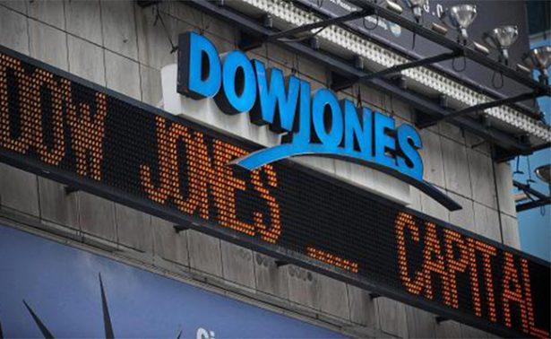 Por primera vez el Dow Jones supera la barrera de las 22 mil unidades
