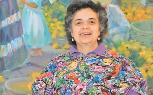 """Entrevista a Beatriz Paredes: """"Fracturado está el PAN; el PRI mantiene unidad"""""""