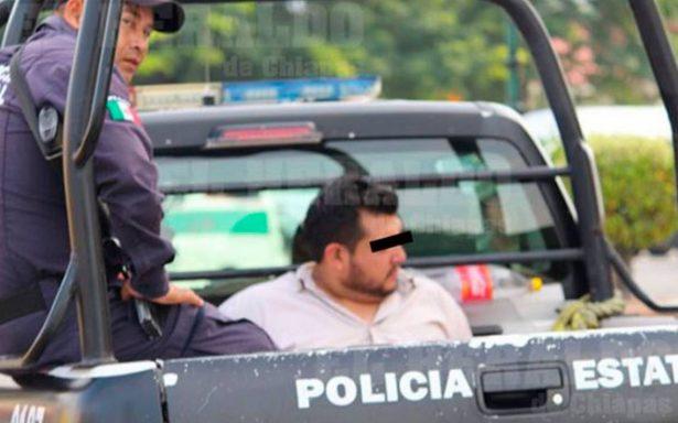 Cae presunto operador del CJNG en Chiapas
