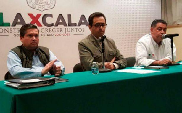Sismo deja mil cuatro escuelas afectadas en Tlaxcala