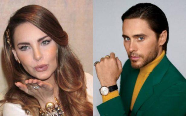 Rommel, Maluma… y ahora Jared Leto halaga a Belinda pero ¡Twitter se burla!