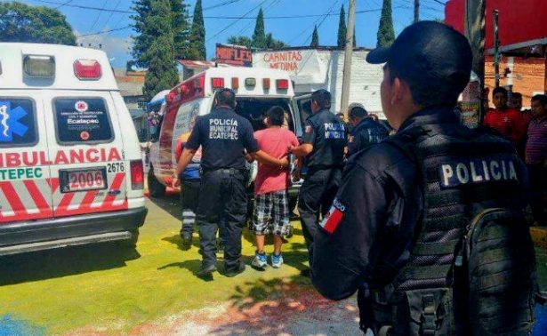 Nueva explosión de pirotecnia ahora en Ecatepec deja 14 heridos
