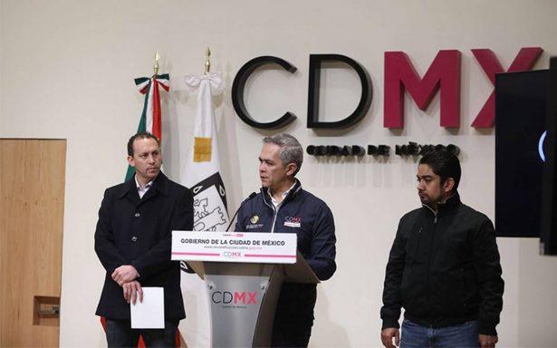 Mancera agradece apoyo del PRD para encabezar Frente Ciudadano