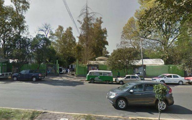 Abandonan cuerpo de recién nacido en campo de beisbol en Xochimilco