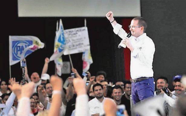 Ante molestia del PRD, Ricardo Anaya sí dialogará con comunidad gay