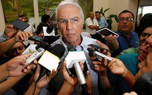 Senador priísta Humberto Mayans votará por AMLO
