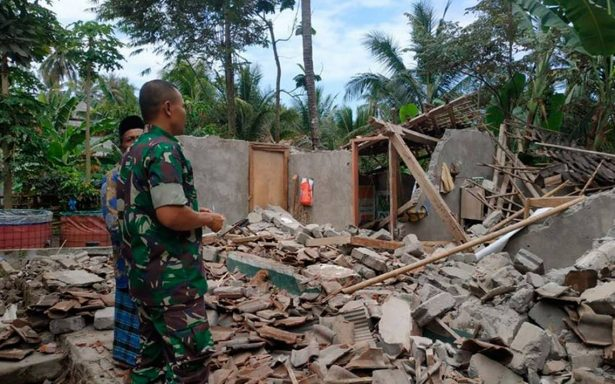 Sigue temblando en Indonesia y sufre por dos nuevos terremotos