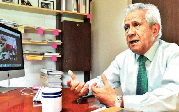 Crear Guardia Nacional va vs ley seguridad interior: Alcántara