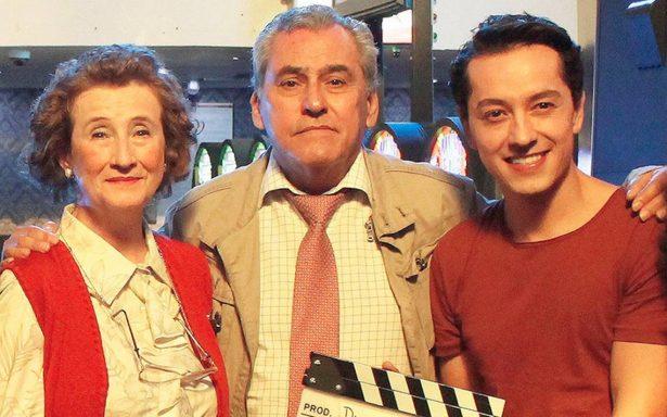 """Inicia rodaje de """"Dulces tentaciones"""", la nueva película del director Óscar Blancarte"""