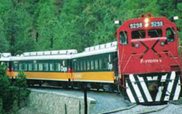 Proyectan un tren turístico para el sureste