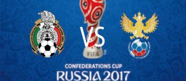México vs Rusia, por el pase a semifinales
