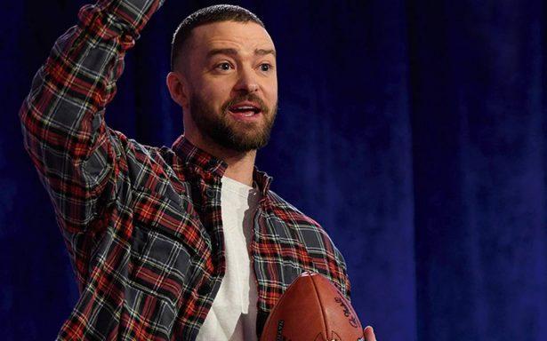 Justin Timberlake hará historia en el Super Bowl