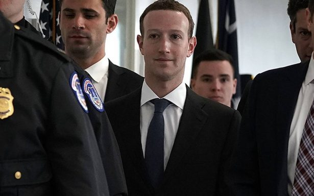 """""""Fue mi error"""", Zuckerberg se culpará ante Congreso de EU por caso Cambridge Analytica"""