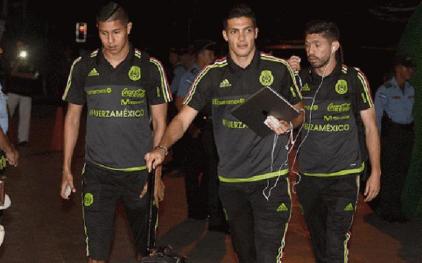 El Tricolor ya está en Honduras para cerrar la eliminatoria