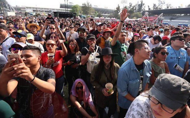 ¿No fuiste al Vive Latino? Aquí podrás seguirlo en vivo