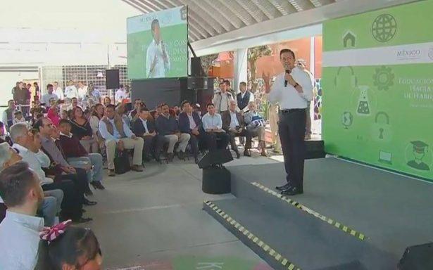 Peña Nieto pide a mexicanos defender la Reforma Educativa: es el futuro de los niños