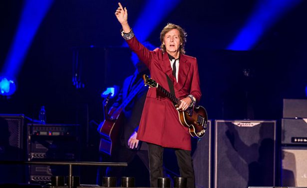 Paul McCartney celebra hoy 75 junios