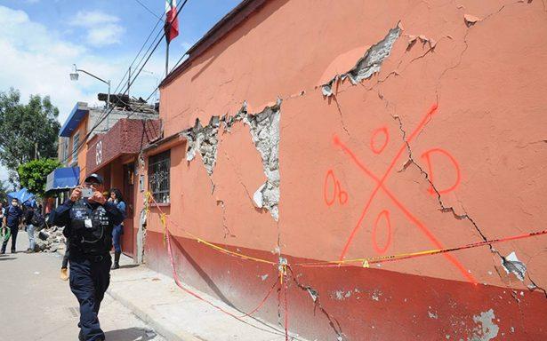 En México, una de cada diez casas sin seguro de temblores