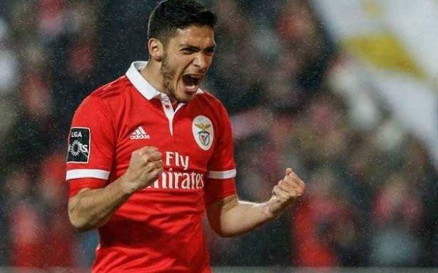 VIDEO: Raúl Jiménez anota doblete y Benfica gana