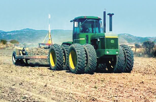 Perdida la mitad de hectáreas sembradas de chile en Rodeo