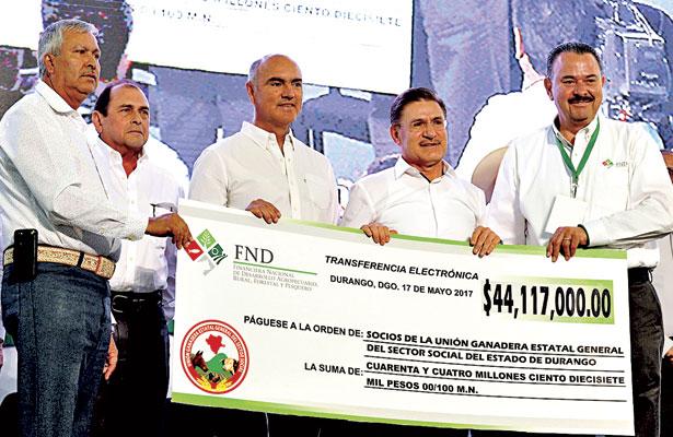 Grandes acuerdos deja la asamblea ganadera, señala JRAT