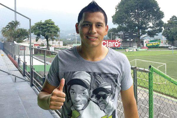 Joel Almeida buscará el sub campeonato